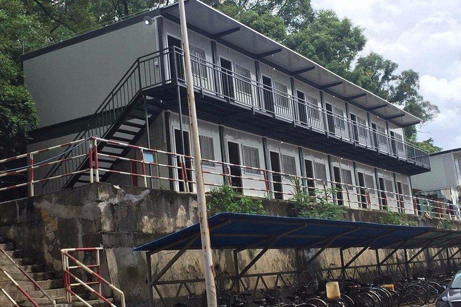 黄埔船厂箱房项目