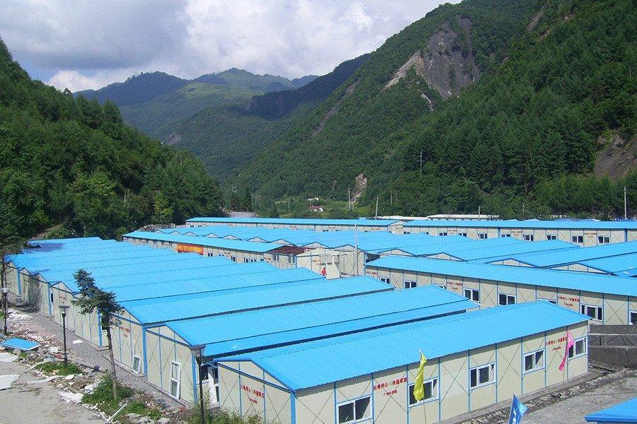 如何防止钢结构厂房基础下沉